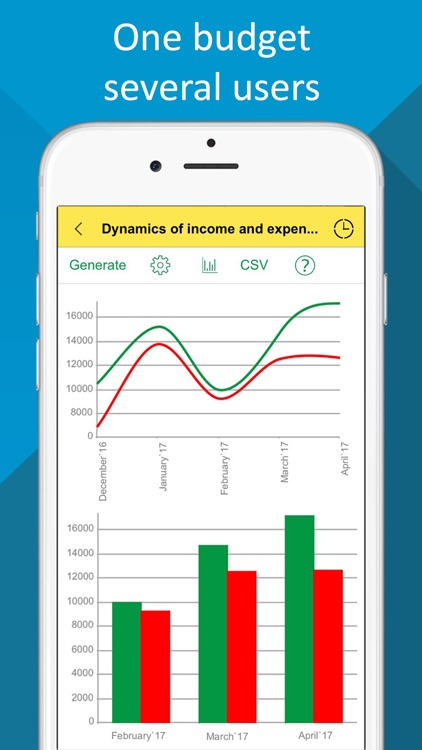 Budget Expense TrackerManager by 1C Rarus MSK - money expense tracker