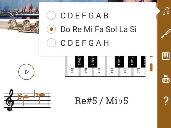2D Flute Fingering Chart App Price Drops
