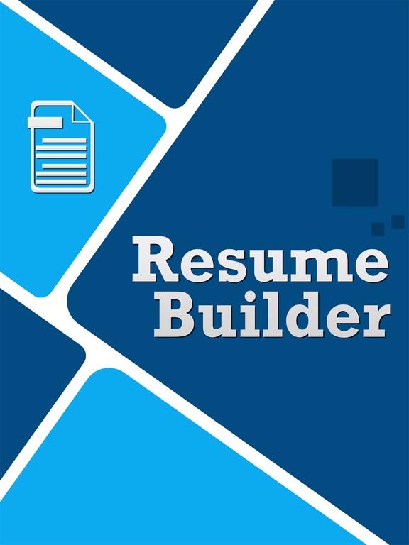 Resume Builder Pro App Price Drops