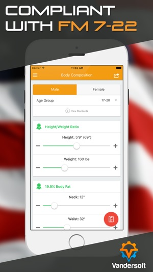 Army PRT - US Army APFT Calculator on the App Store