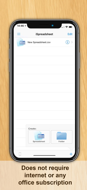 iSpreadsheet™  Office Sheets on the App Store