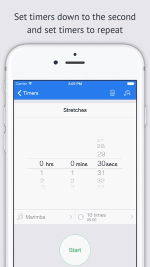 Timer+ on the App Store