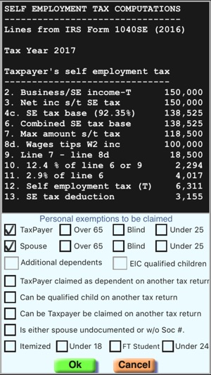 Income Tax Calculator TaxMode on the App Store