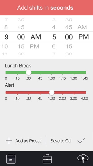 WorkTime Pro - Work Schedule, Shift Calendar  Job Manager on the