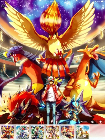 ‎Cool Wallpapers - Pokemon version on the App Store