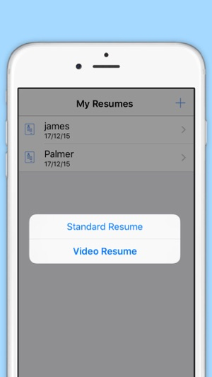 Easy Resume Builder on the App Store