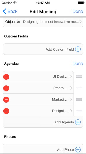 Meeting minutes maker - Create and share minutes, agendas, notes - how to create a agenda
