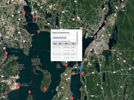 delaware river tide chart