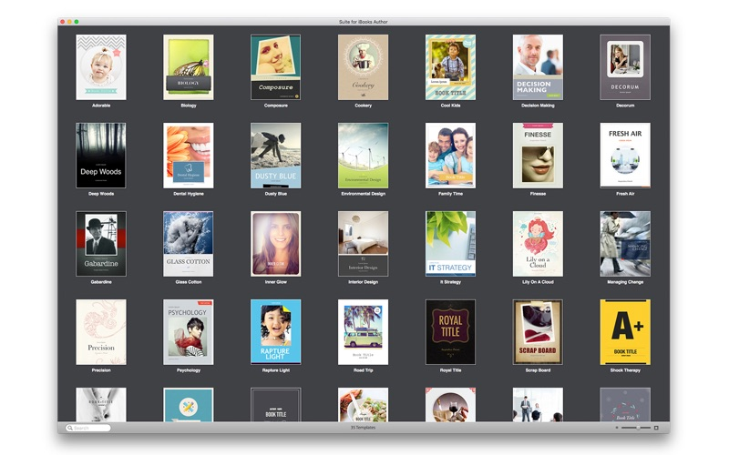 Books Expert - Templates for iBooks Author App Price Drops