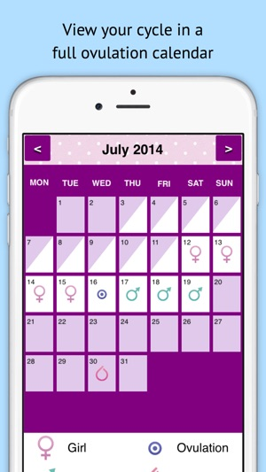 Baby Today? Fertility Tracker  Ovulation Calendar on the App Store