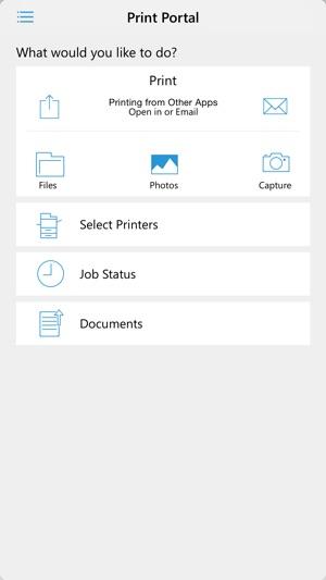 Xerox Print Portal on the App Store