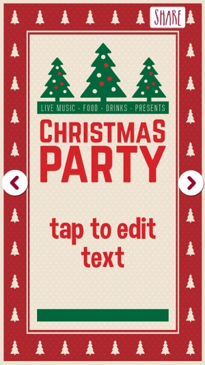 Christmas Invitations Pro \u2013 Merry Xmas Cards Maker on the App Store