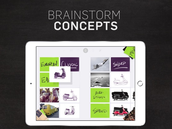Forge - Brainstorm and organize your ideas App Price Drops