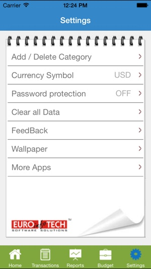 Money Manager - Expense Tracker on the App Store - money expense tracker