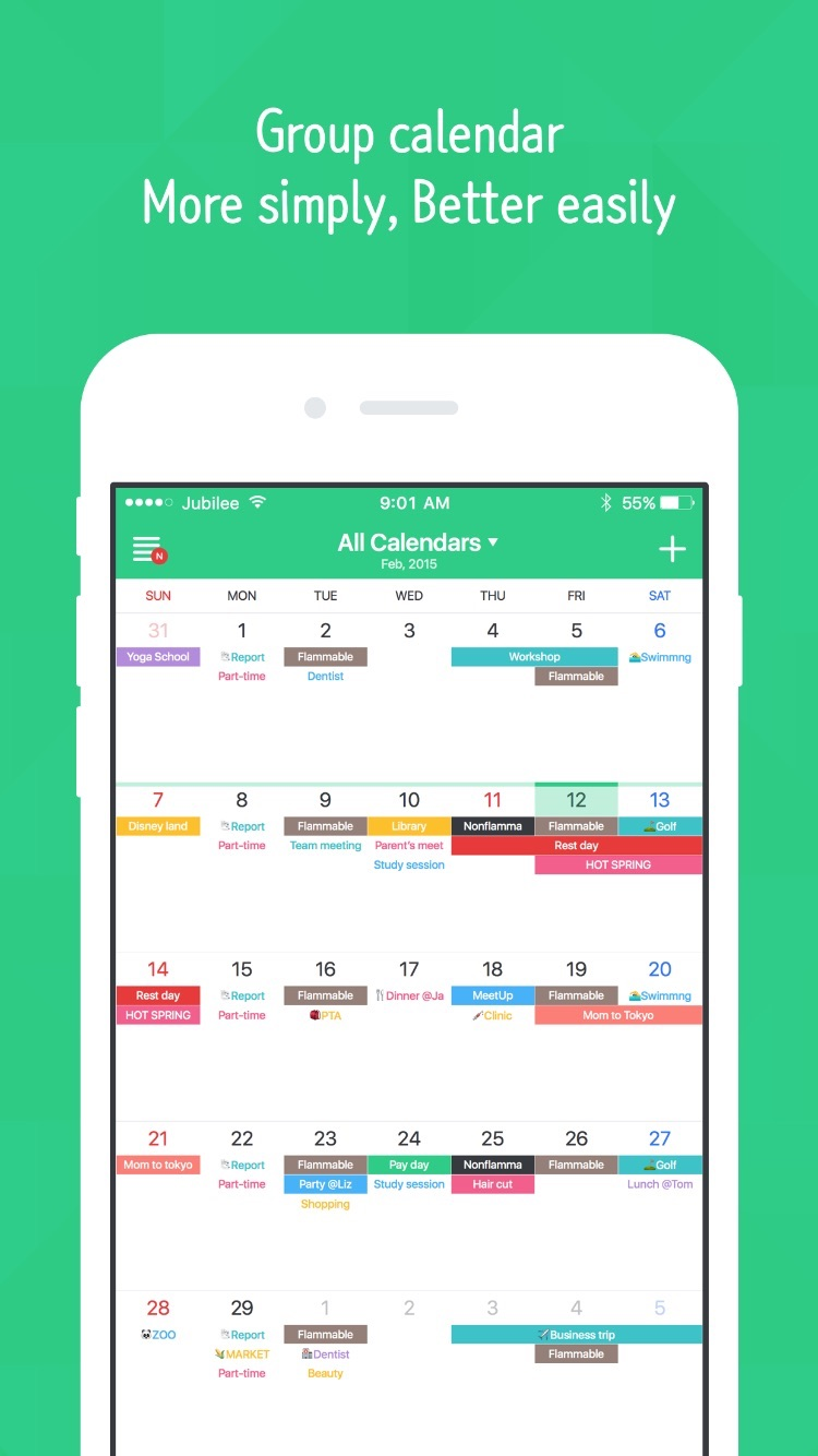 Create Calendar App That Sends Mapmyrun Running Running Maps And Running Routes Best College Apps For College Students