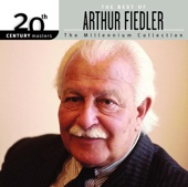 Arthur Fiedler & Boston Pops Orchestra - 20th Century Masters - The Millennium Collection: The Best of Arthur Fiedler  artwork
