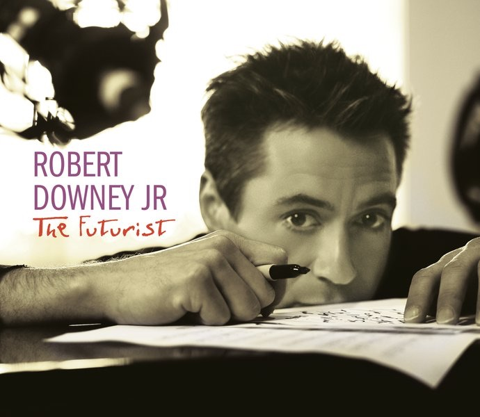 The Futurist by Robert Downey Jr.