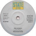 Free Download Delegation Oh Honey Mp3