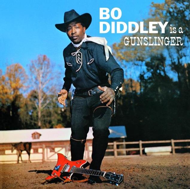 Bo Diddley Is a Gunslinger by Bo Diddley