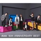 AAA - AAA 10th ANNIVERSARY BEST アートワーク