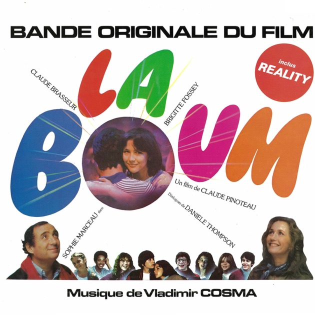 Ready for Love (Claude Pinoteau's Original Motion Picture Soundtrack) by Vladimir Cosma