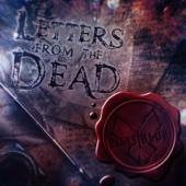 Evans Blue - Letters from the Dead  artwork