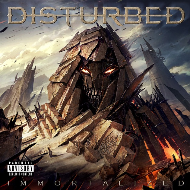 Immortalized (Deluxe Version) by Disturbed