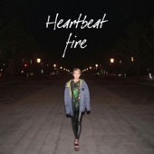 Heartbeat - Fire - EP アートワーク