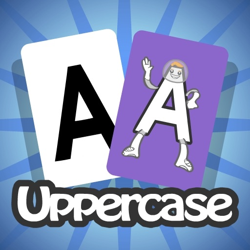Meet the Letters Flashcards \u2013 Uppercase