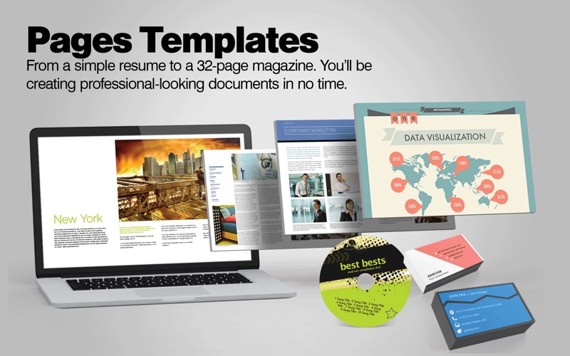 resume apple pages download resume templates pages 13 best apple pages resume template