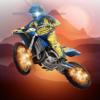 Carolina Vergara - A Battle Supreme Bike: Explosive Racing アートワーク