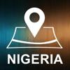 Yauhen Zaturanau - ナイシェリア, オフラインオートGPS アートワーク