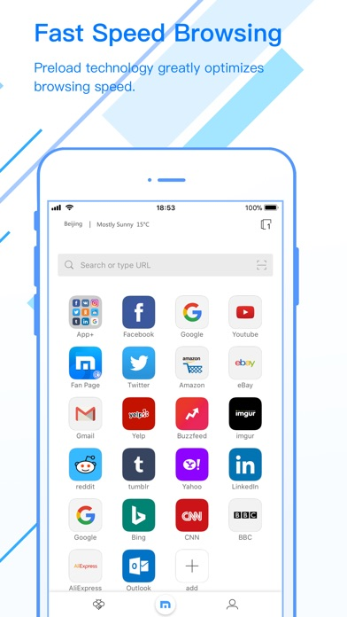 App Browser Maxthon Cloud Web Browser App Download - Android Apk