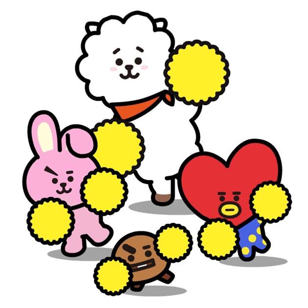 Cute Jimin Desktop Wallpaper Bt21 2 Cuteness Overloaded On The App Store