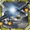 Carolina Vergara - A Big Fighter Plane: Extreme War アートワーク