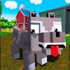 Game Maveriks - Blocky Dog: Farm Survival Full アートワーク