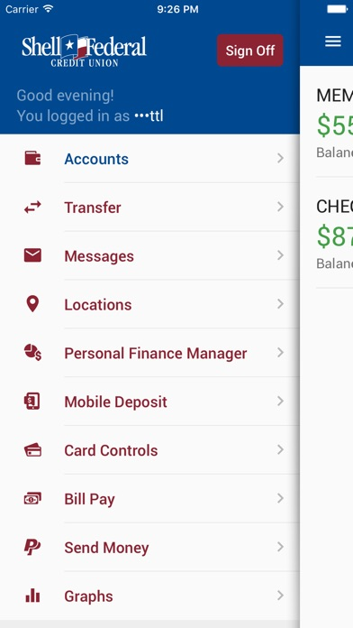 Shell FCU Mobile on the App Store