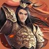 Zhu Qiwei - 霸主三国之狼烟再起 アートワーク