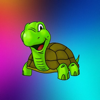 Tung Huynh - Turtles Stickers アートワーク