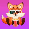 Sumair Jawaid - Fox Fun Emoji -Stickers アートワーク