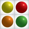 VM Mobile Team - ลูกบอลสีพรีเมี่ยม - คลาสสิกเกมกระดาน (Color Lines 98) アートワーク