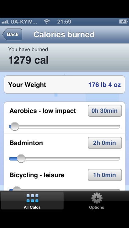 HealthCalcs \u2013 Blood Alcohol, Body Mass Index, Body Fat Percentage - how to calculate the percentage of calories from fat