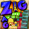 Chanatda Thianthae - Words Zigzag : City Around The World Crossword Puzzles Pro with Friends アートワーク