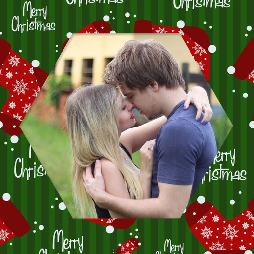 Christmas Tree Picture Frame - Beauty Frames