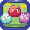 Teoh Wye Shan - Happy Flick Saga - パズルゲーム - マッチ4ゲーム アートワーク