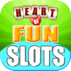 Anthony Hammond - Heart of Fun Slots Casino: Big Jackpot Riches Pokies Machines Tournaments アートワーク