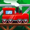 Academ Media Games, LLC - Build Bridges: Trains アートワーク