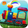 Nancy Mossman - 鉄道列車エンジンの色の幼児のための無料ゲーム アートワーク