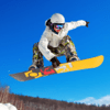 Psychotropic Games - 3D Snowboard Racing - eXtreme Snowboarding Crazy Race Games アートワーク