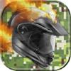 Carolina Vergara - A Best Lords Motorbike : Burning Gas アートワーク